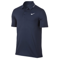 Nike Golf Icon Elite Polo - Men's - Navy / White