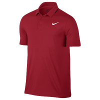 Nike Golf Icon Elite Polo - Men's - Red / Black