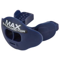 Shock Doctor Max AirFlow Lip Guard - Adult - Navy / White