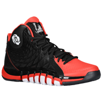 adidas Rose 773 - Men's - Black / Red
