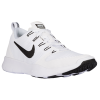 Nike Free Train Versatility - Men's - White / Black