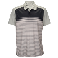 Oakley Nelson Golf Polo - Men's - Grey / Black