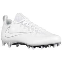all white nike cleats