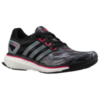 adidas Energy Boost - Women's - Black / Grey
