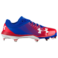 Under Armour Yard Low DT - Men's - Blue / Red
