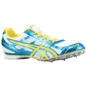 ASICS� Hyper-Rocketgirl 6 - Women's - Malibu Blue/Lemon/White