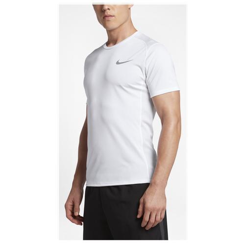 Nike Dri Fit Miler Short Sleeve T Shirt Men 39 S Running