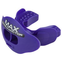 Shock Doctor Max AirFlow Lip Guard - Adult - Purple / White