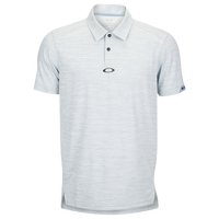 Oakley Gravity Golf Polo 2.0 - Men's - White / Grey