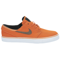 Nike SB Zoom Stefan Janoski - Men's - Orange / Olive Green