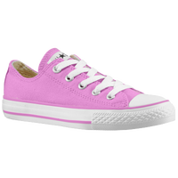 Converse All Star Ox - Girls' Preschool - Purple / White