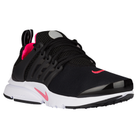 Nike Presto - Girls' Grade School - Black / Pink