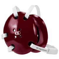 Cliff Keen Signature Headgear - Maroon / Maroon