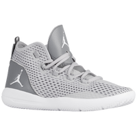 Jordan Reveal - Boys' Grade School - Grey / White