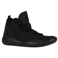 Jordan Reveal - Boys' Grade School - All Black / Black