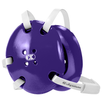 Cliff Keen Signature Headgear - Purple / Purple