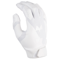 Under Armour Spotlight Football Gloves - Men's - All White / White