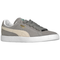 PUMA Suede Classic Eco - Men's - Grey / White