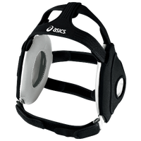 ASICS® Unrestrained Earguard - Men's - Black / Clear
