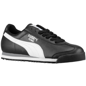 PUMA Roma Basic - Men's - Black/White
