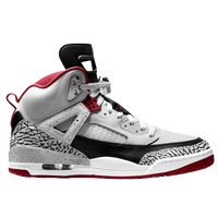 Jordan Spizike - Men's - Grey / Red