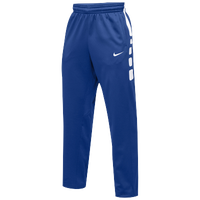 Nike Team Elite Stripe Pants - Men's - Blue / White