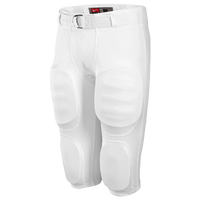 Nike Velocity Football Pants - Men's - All White / White