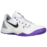 Nike Kobe Venomenon - Men's - White / Grey