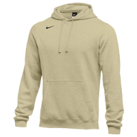 Nike Team Club Fleece Hoodie - Men's - Gold / Gold
