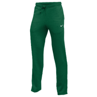 Nike Team Club Fleece Pants - Men's - Dark Green / Dark Green