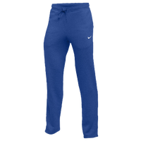 Nike Team Club Fleece Pants - Men's - Blue / Blue