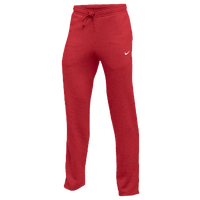 Nike Team Club Fleece Pants - Men's - Red / Red