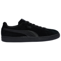 PUMA Suede Classic+ LFS - Men's - All Black / Black