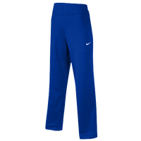 Nike Team Avenger Warm Up Pants - Women's - Blue / Blue