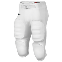 Nike Team Defender Pants - Men's - All White / White