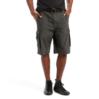 Levi's Snap Cargo Shorts - Men's - All Black / Black