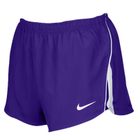 "Nike Team Dry Challenger 2"" Shorts - Men's - Purple / White"