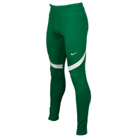 Nike Team Power Stock Race Day Tights - Men's - Dark Green / White