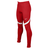 Nike Team Power Stock Race Day Tights - Men's - Red / White