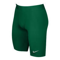 Nike Team Power Stock Race Day Tight Half - Men's - Dark Green / Dark Green