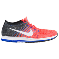 Nike Flyknit Zoom Streak - Men's - Orange / White