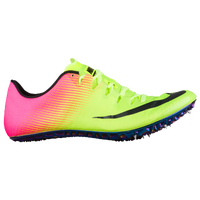 Nike Zoom Superfly Elite - Men's - Light Green / Pink