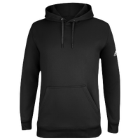 adidas Team Issue Hoodie - Men's - All Black / Black