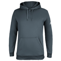 adidas Team Issue Hoodie - Men's - Grey / Grey