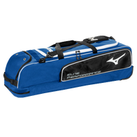 Mizuno Swagger Wheel Bag - Blue / Black