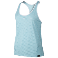 Nike Dri-FIT Pinnie - Women's - Light Blue / White