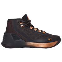 Under Armour Curry 3 - Boys' Grade School -  Stephen Curry - Black / Orange