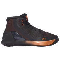 Under Armour Curry 3 - Boys' Preschool -  Stephen Curry - Black / Orange