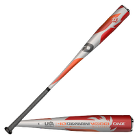 DeMarini VOODOO One USA Baseball Bat - Grade School