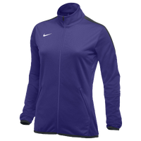 Nike Team Epic Jacket - Women's - Purple / Grey